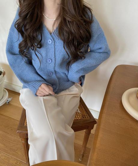《予約販売》cropped camisole set (2color)