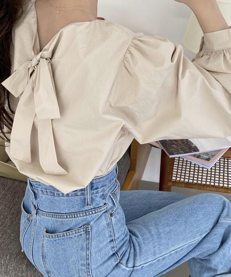《予約販売》lovin blouse (3color)
