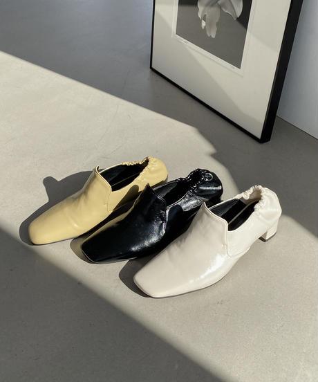 《予約販売》gather heal loafer (3color)
