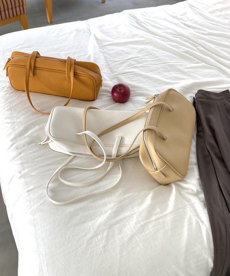 《予約販売》rectangle bag (3color)