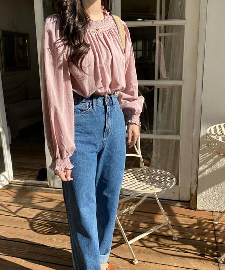 《予約販売》eve blouse (2color)