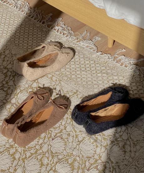 《予約販売》angola ballet shoes (3color)