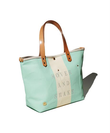 Sunset Craftsman Co. / Tomales Tote Bag (M) / Milk x M&S Original Green