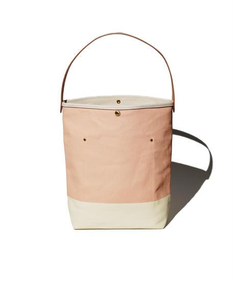 Sunset Craftsman Co. / One Handle Tote Bag (M) / Milk x M&S Original Orange