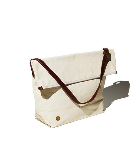 Sunset Craftsman Co. / Pine Shoulder Bag (M) / Milk