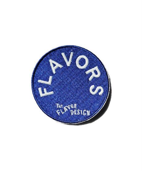 ALM  × TFD®︎ / FLAVORS Patch - Blue