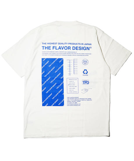 The Flavor Design®︎ Flavors T-shirt