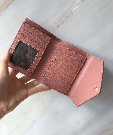 ふっくら財布☆レザー財布