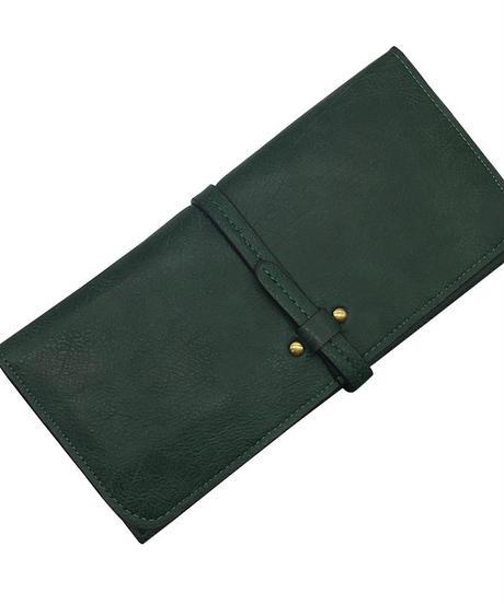 長財布 レディース  大容量 手作り手縫い収納長財布007