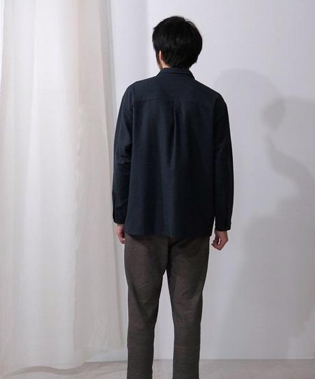 メンズシャツ 藍鼠 6211tnIG