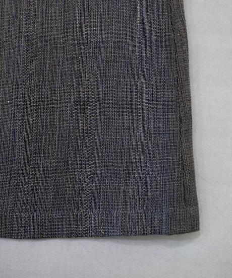 ワンピース フレンチ 42ナシ ブルーグレー 6951lnGBl