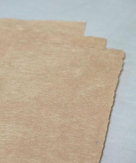 芭蕉紙 中サイズ プレーン