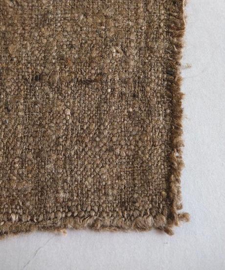 makiの敷き布 (nasiの小布マット)タッサーシルクナーシ 8578