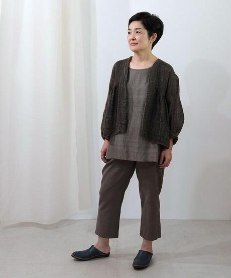 kotiボレロ ブラウンチャコール 6604C