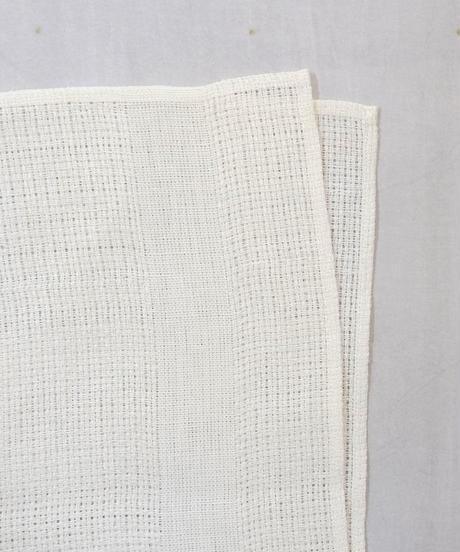 Makiの麻モックレノ手拭い  30 × 80cm