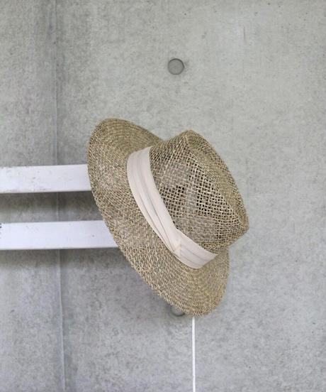 Rafia Round Hat