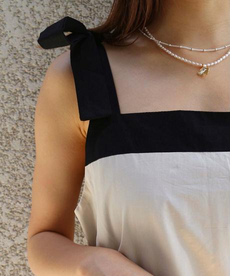 [再入荷] Thin Design Necklace