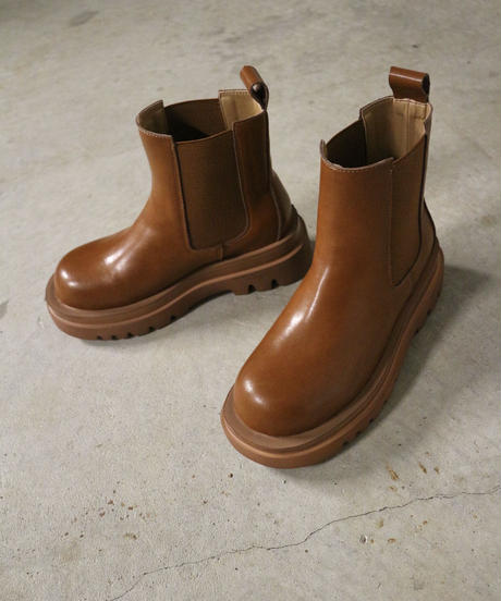 Lether Medium Boots