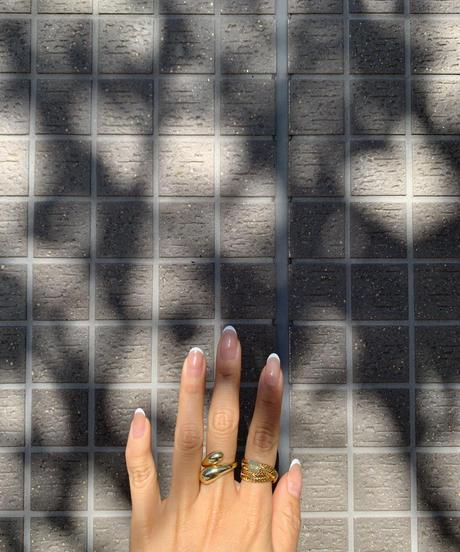 Silver925 Drop Ring
