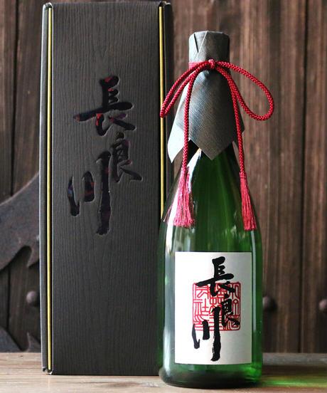冷温熟成 純米大吟醸 長良川720ml(化粧箱入)720ml