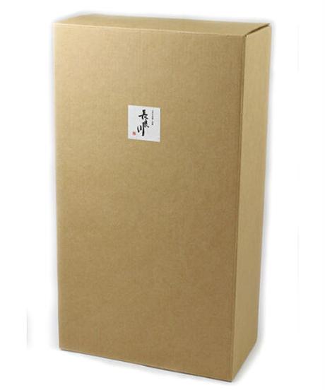 【オプション・ギフト箱】720mlが縦に2本入るクラフトギフト箱