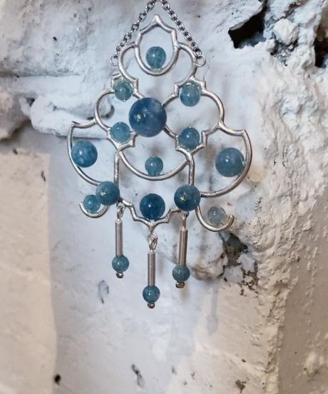 chandelier series vol.3 pierce & earring (silver)