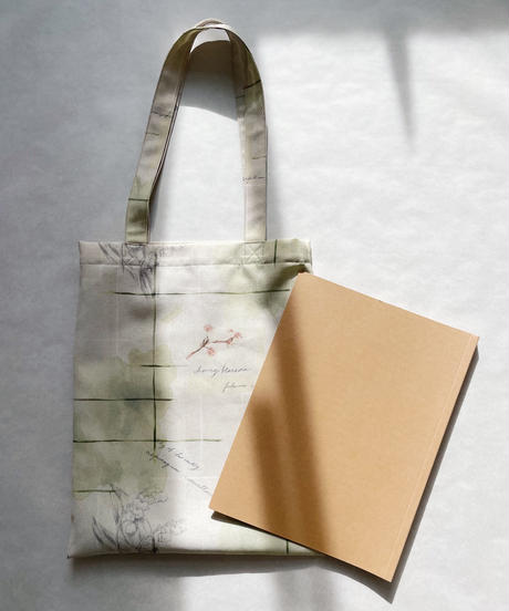 flow of time  tote bag <21sp-ac-02>