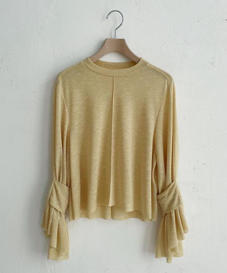 lib band sleeve cut and sewn (mimosa)