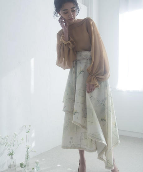 flow of time asymmetry skirt