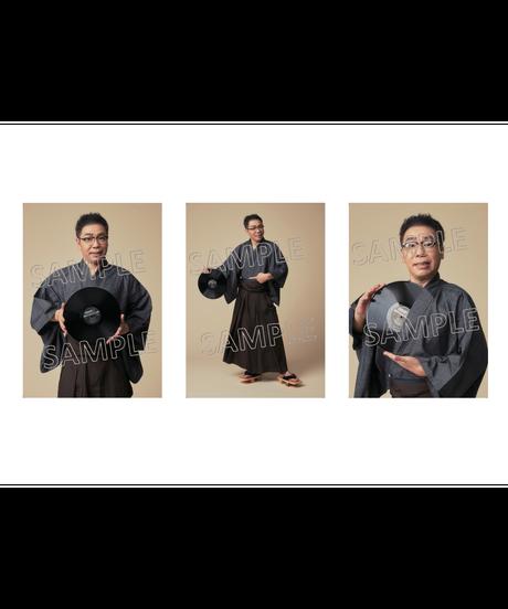 舞台「ラストレインフィッシュ」RUST RAIN FISH Team Black 佐久間祐人 パネル3枚1組(単品)