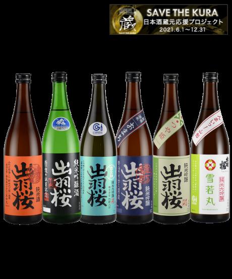 【純米グラスプレゼント】リーデルコラボ純米6本セット