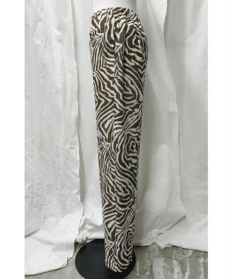 zebra easy-pants  (brown)