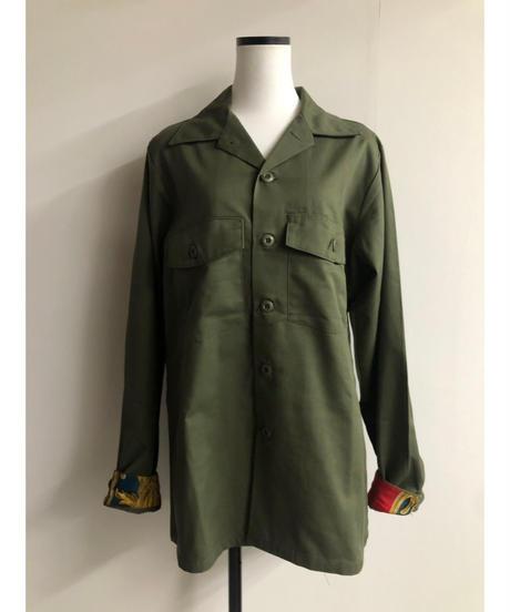 remake military jacket②