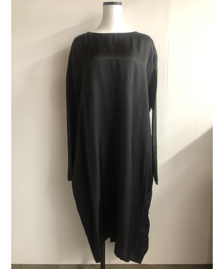cupra dress  (black)