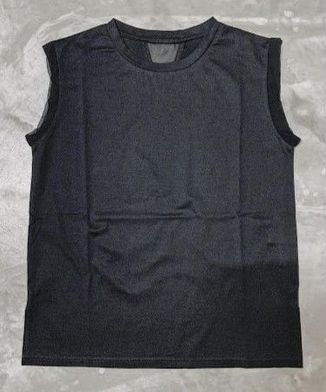 chiffon switching box-tank  (black)