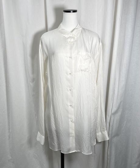 cupra big shirt(off white)
