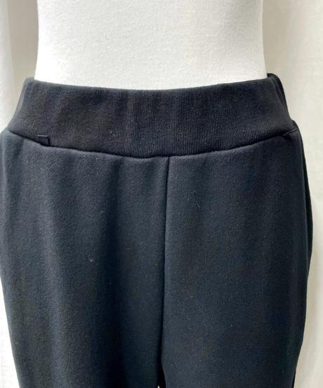 damage jogger pants(black)