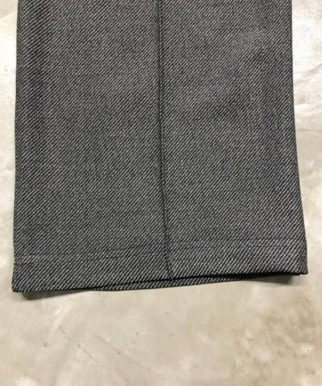 Tweedーlike  pants  (black)