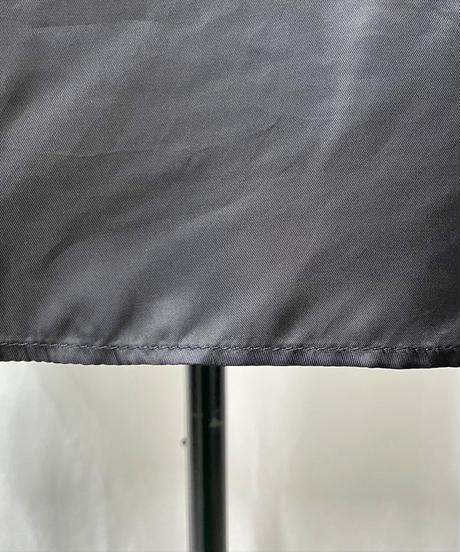 cupra frill big blouse(black)