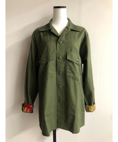 remake military jacket①