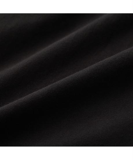 DOUBLE LOGO L/S TEE Black