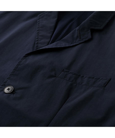 TAILORED JACKET NYLON Deep Navy