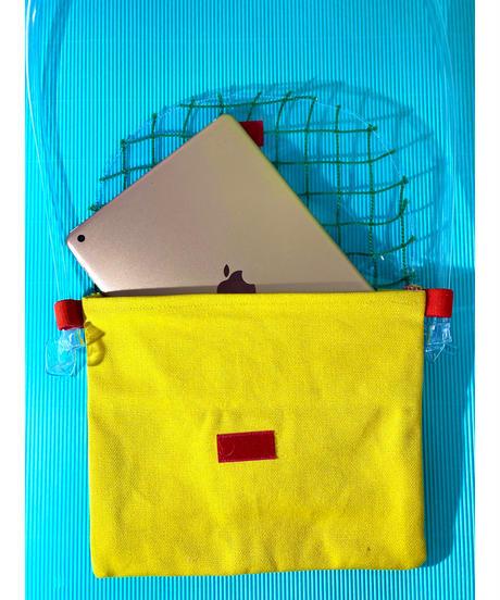 《NEO》ショルダーbag 黄色と青