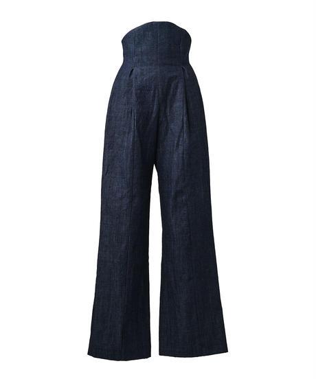 Queen full length pants-denim-