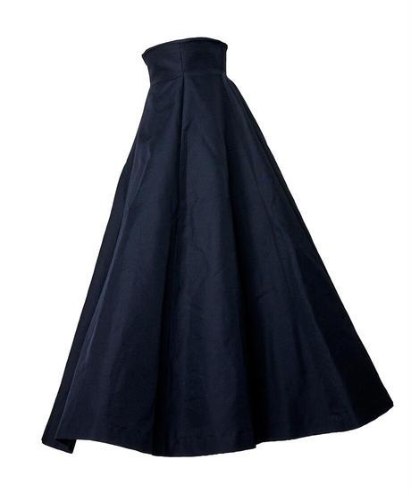 corset flare skirt