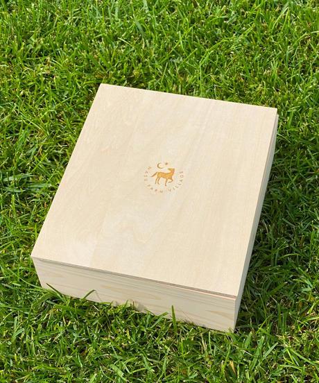 檜木箱 - ギフトセット(ドレッシング/ディップソース)
