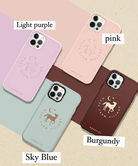 CASETiFY iPhone Case コンポスタブル <12 Pro Max>