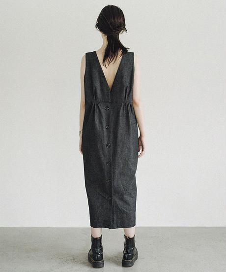 SK002(SS)  [1] PAIR - V Jumper Skirt