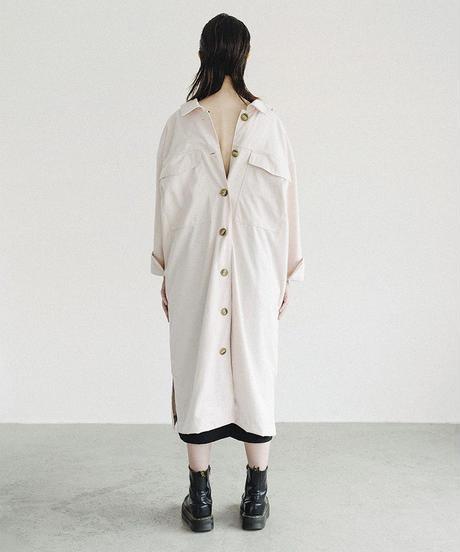 C002 [1] PAIR - Pocket Long Coat