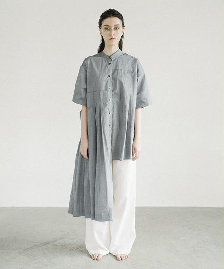 S001 [1/2] HALF - Big Tuck Shirt